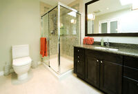 Custom Kitchen and Bathroom Renovations
