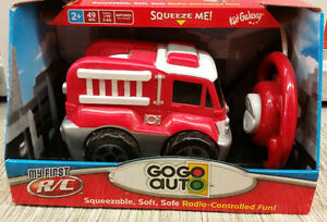 My first RC Gogo Auto - Fire truck