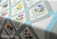 Machine Quilting Services (Long arm) - Calgary