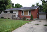 Newly renovated house, WLU and UW students