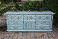 Shabby Chic Dresser/Sideboard/Buffet/Commode