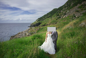 Beautiful Wedding Dress in Excellent condition St. John's Newfoundland image 2