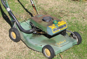 WANTED: OUTDOOR TOOLS Lawnmower, Snowblowers, etc