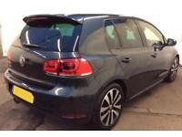 Volkswagen Golf 2.0TDI ( 170ps ) 2012MY GTD FROM £67 PER WEEK !