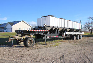 New Norwood S3 Seed Tender