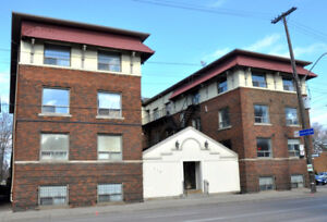 Newly renovated 2 bedroom unit available