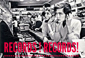 VINYL LP RECORD COLLECTIONS ( Drop Off Location - Halifax )