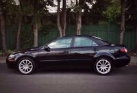 Mazda 6 (3.0L) fully equipped