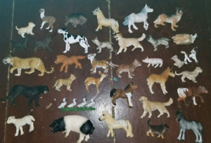 Schleich horses and other animal lot