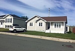 Bungalow in East End of St.John's. (Recent renovations)
