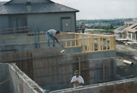 FOR EXPERTISE IN CONCRETE - CALL 403-671-8104