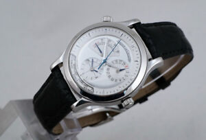JAEGER-LECOULTRE GEOGRAPHIC MASTER CONTROL AUTOMATIC 142.8.92