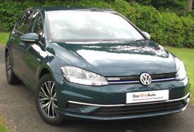 Volkswagen GOLF SE NAVIGATION 1.5 TSI EVO 130ps 5 door : 2018 : 2k mi