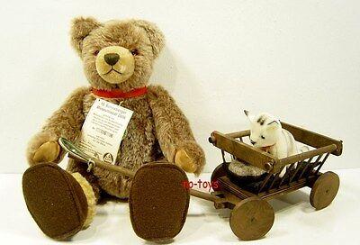HERMANN TEDDY COBURG 13. SONNEBERGER MUSEUMSBÄR 2006 LIMITIERT