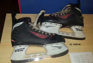 Used Adult Skate Blades Replacements