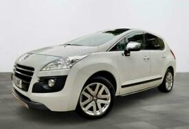 image for 2012 Peugeot 3008 2.0 h e-HDi 4WD 5dr SUV Diesel Hybrid Automatic