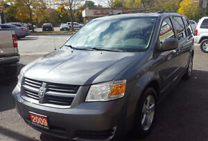 2009 Dodge Grand Caravan SE Minivan, Van 2 YRS WAR