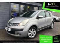 Nissan Note 1.6 16v SE **Only 48,000 Miles 1 Previous Owner**