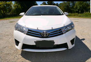 Uber car for rent $840 per month Toyota Corolla 2017 1.8L