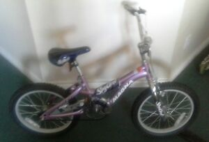 Young Girl's Bike in Good Shape for Ages 5 - 10 about