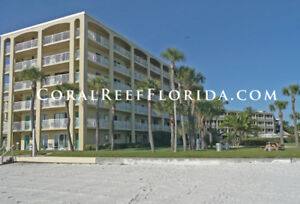 $950 up FLORIDA BEACH FRONT CONDO--CORAL REEF BEACH RESORT--