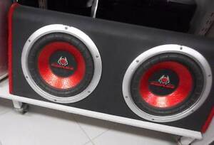 Audioline Subwoofer Coconut Grove Darwin City Preview