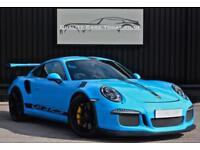 2016 Porsche 911 ( 991 ) GT3 RS 4.0 ( 500bhp ) *Porsche Mexico Blue+Massive Spec