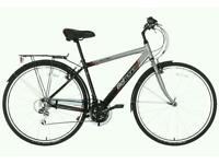 Apollo bellmont hybrid mens bike