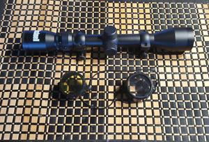3x9x40 bushnell scope