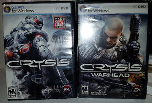Call of Duty & Crysis PC Games