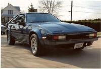 1983 Toyota Supra GTS - Showroom Condition