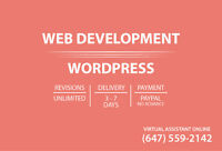 Web Developer for All your Website Needs