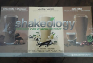 Shakeology Triple Combo Barista pack