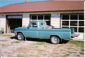 Good 1964-66 Chevy or GMC truck