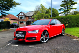 STUNNING 2013 AUDI A4 BLACK EDDITION S-LINE a5 a6 a7 320 520 f30 golf