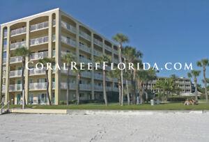 $950 / 2br - Florida Beach Front---Coral Reef Beach Resort....58
