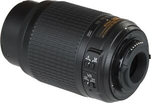 New - Nikon AF-S DX VR Nikkor 55-200 mm f/4-5.6 G ED Zoom Lens