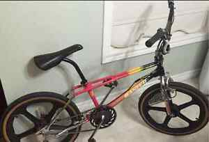 BMX Bike Tune ups -  Old and New School