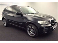 2010 BMW X5 3.0D XDRIVE30D M-SPORT GOOD / BAD CREDIT CAR FINANCE FROM 69 P/WK