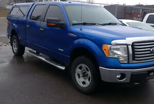 Ford F150 Cap - Blueflame - 6.5'