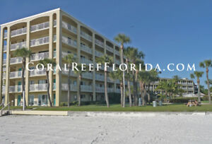 Fabulous Poolside Condo min from the beach St. Pete Beach, FL