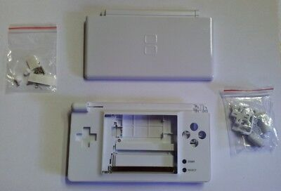 Replacement case / shell in white for NDS Lite Nds Lite Replacement Shell
