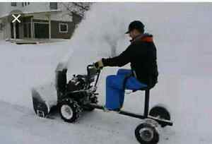 Looking for a snowblower. Reasonably priced. No junk please . Co