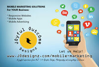 >>> MOBILE MARKETING SOLUTIONS >>> For Your Business!