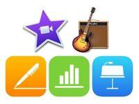 Apple Mac Software Application Installation iWork Suite