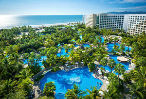STUNNING FUN WEEK NUEVO VALLARTA: Grand Mayan! Now-Into 2018