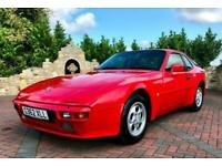 1989 Porsche 944 Lux 2.7 FH 2dr Lovely Condition Coupe Petrol Manual