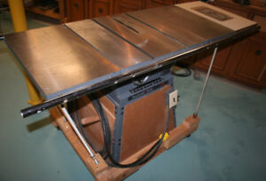 Table Saw 10in Delta for Sale $350