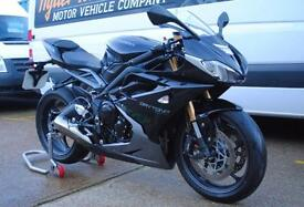 2014 - TRIUMPH DAYTONA 675, IMMACULATE CONDITION, £6,990 OR FLEXIBLE FINANCE