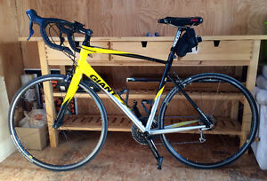 Road Bike (Giant Defy 1)